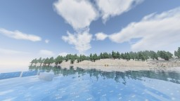~Snowy Island~ Minecraft