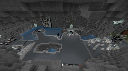 Batcave (DCAU) Minecraft Map & Project