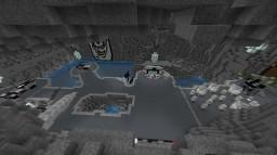 Batcave (DCAU) Minecraft