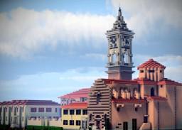 Chiesa di San Ferdinando, Livorno, Italy Minecraft