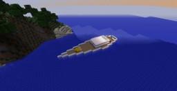 Jacht Minecraft Map & Project