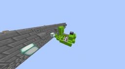 Bahnhof exit Minecraft Map & Project
