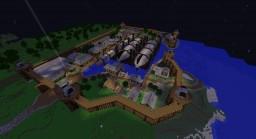 Airship Craft: Revival ||Movecraft||Gringotts||Factions|| Minecraft Server