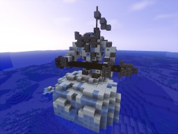 Small snow giant Minecraft Map & Project