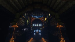 [1.13]Hagia Sophia/Aya Sofya Mosque ~1:1 Scale Minecraft Map & Project