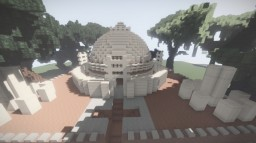 indian temple - sanchi Minecraft Map & Project