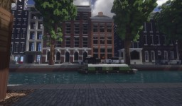 Horken 3.0: A realistic Dutch City Minecraft Map & Project