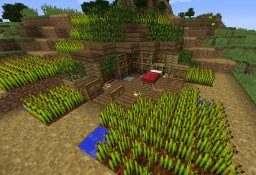 Mini Base Rustica Minecraft Map & Project