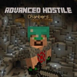 Advanced Hostile Chambers Minecraft Map & Project