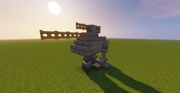 Star Wars AT-AP Minecraft Map & Project