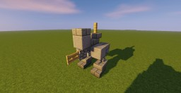 Star Wars AT-RT Minecraft Map & Project