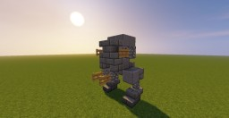Star Wars AT-ST Minecraft Map & Project