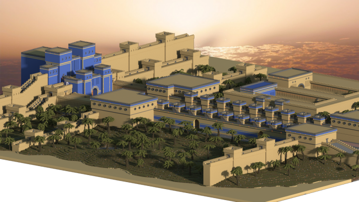 Popular Project : Babylon - A Journey Through Time