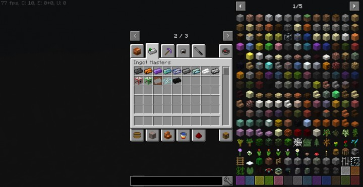 Popular Mod : More Items Mod 1.11.2 Version 7.0