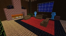 "Herobrine, Mr. Fact, and Shakespeare Jr., in the comedy ""The Sea Ruins"" Minecraft Blog Post"