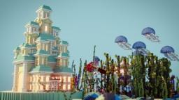 Underwater Palace Of Atlantis Minecraft Map & Project