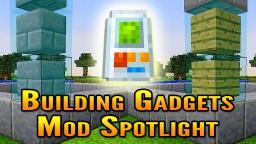 Direwolf20's Building Gadgets Mod Spotlight | Fortresscraft Evolved in Minecraft Minecraft Blog Post