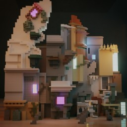 Build i did Minecraft