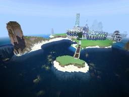 Hebran's archipelago Minecraft Map & Project