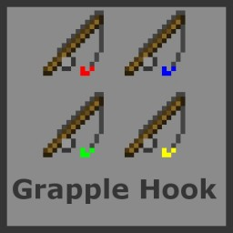 Grapple Hook - Multiplayer Minecraft Data Pack