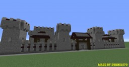 Fort 2018 Minecraft Map & Project