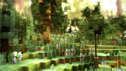 Full Forest Live-Stream Build Minecraft