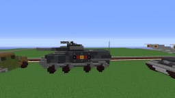 Infantry Fighting Vehicle Minecraft Map & Project
