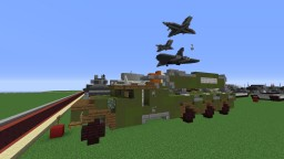 Imperial Scud Missile Launcher Minecraft Map & Project
