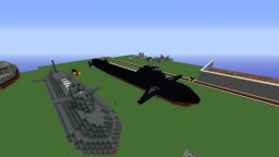 Imperial Navy Submarines Minecraft Map & Project