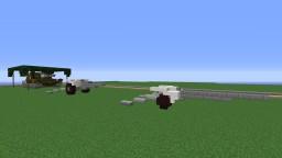 Towed Artillery Field Guns Minecraft Map & Project