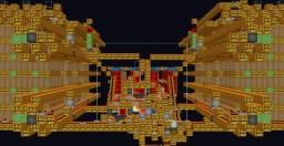 480V Auto Rebuilding Iron Farm Minecraft Map & Project