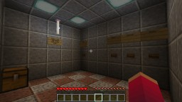 horror 1 Minecraft Map & Project