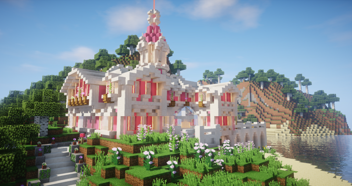 Popular Server Project : Cora's Dream House