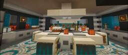 Kitchen Minecraft Map & Project