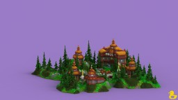 SoTop Spawn Minecraft Map & Project