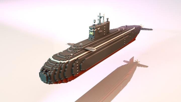"""Popular Project : ,,Warszawianka"""" kilo class submarine"""