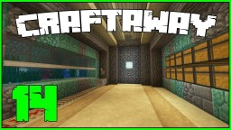 Sea Grass And Coral Farm!!  (Minecraft) / (Craftaway Episode 14) Minecraft Map & Project