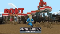 Minecraft fallout mashup Minecraft Texture Pack