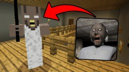 GRANNY HORROR BY... SOMEWON Minecraft Map & Project