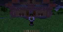 Survival Standart House You Can Found Easter Egg? Minecraft Map & Project