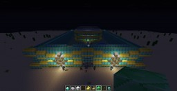 Azure Antony's Diamond Castle Minecraft Map & Project