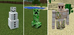 Mob Skinpack For Mcpe Minecraft Map & Project