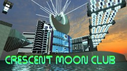 Crescent moon club - Ultraskyscraper Minecraft Map & Project