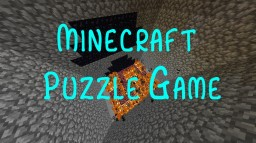 Minecraft Puzzle Game (Demo) Minecraft Map & Project