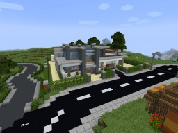 MrCrayfish Town (Upgrade) minecraft Minecraft Map & Project
