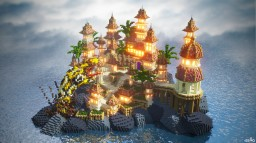 Snake Hub - 4 Portals Minecraft Map & Project