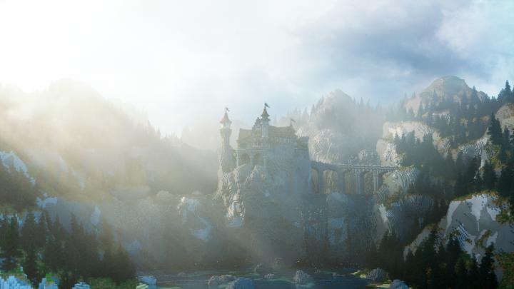 Popular Project : Old Fallen Castle + Download