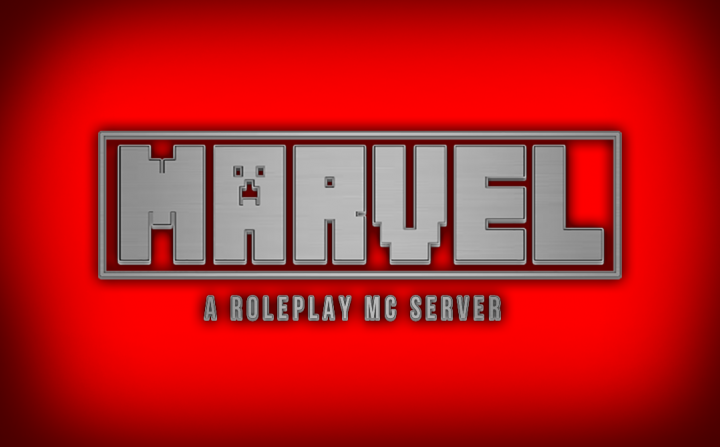 Marvel MC - A Roleplay MC Server