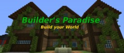 Builder's Paradise Minecraft Map & Project