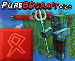 Sphax PureBDCraft x128 (for MC1.13) Minecraft